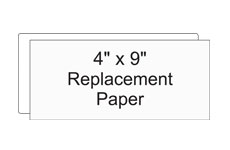 Replacement Paper for Sign Kits